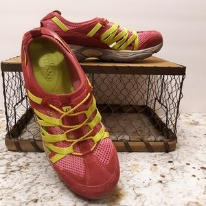 Easy Spirit Esezline Wine Sport Walking Shoes